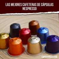 Las 10 mejores cafeteras de cápsulas Nespresso que puedes comprar por calidad precio (2021)