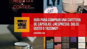 Nespresso vs Dolce Gusto vs Tassimo