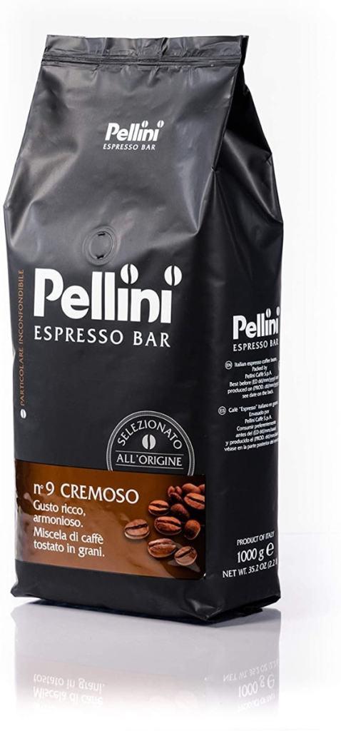 Pellini Caffè, Café en Grano Pellini Espresso Bar N. 9 Cremoso - 1 Kg