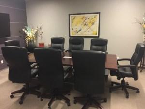 Main Conference room, Capuder Fantasia PLLC