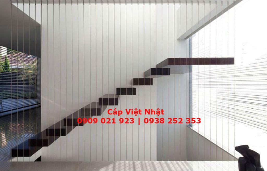 cáp cầu thang việt nhật 0909021923