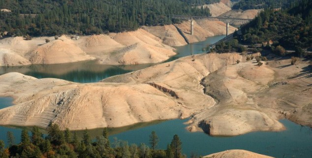 Lake Oroville (Photo: DWR)