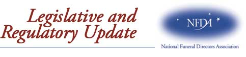 Legislative & Regulatory Update