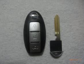 日産 卵型リモコン インテリジェントキー4