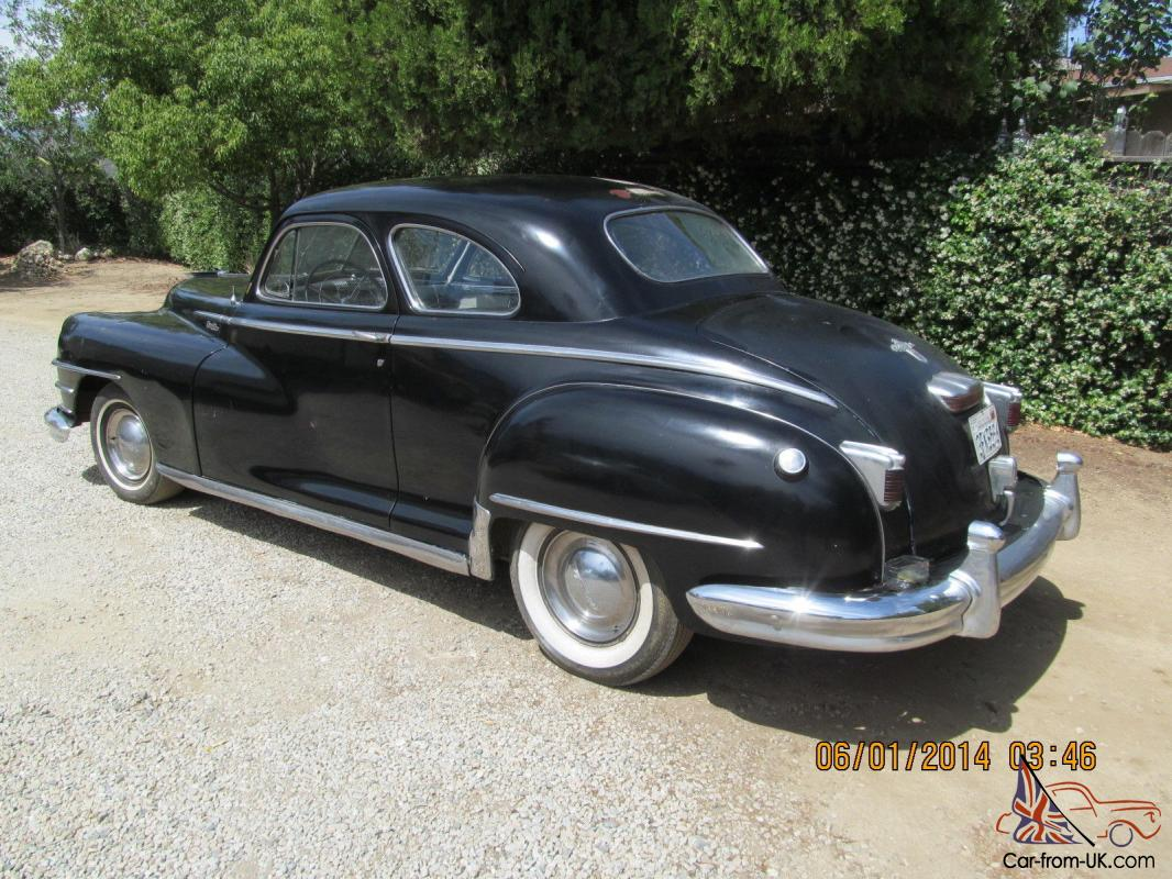 1948 Chrysler Windsor Engine Wiring Diagram