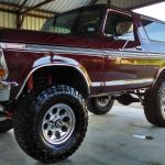 1979 Ford Bronco 4x4
