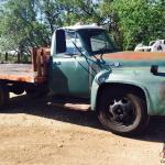 1955 Ford F600 Runs And Drives Great Over 25k Invested