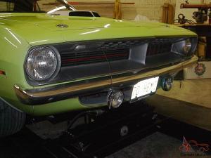 Gallery Historic 1964 to 1974 Chrysler Plymouth Barracuda Cuda