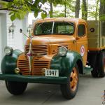 1947 Dodge 1 5 Ton Great Northern Railway Maintence Dump Truck Restored