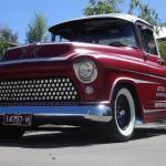 55 Chevy Pickup Custom Rat Rod Shop Truck Not F100 Gmc
