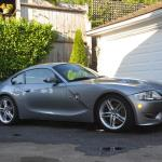 Bmw M Roadster Coupe Bmw Z4 M Coupe Rare