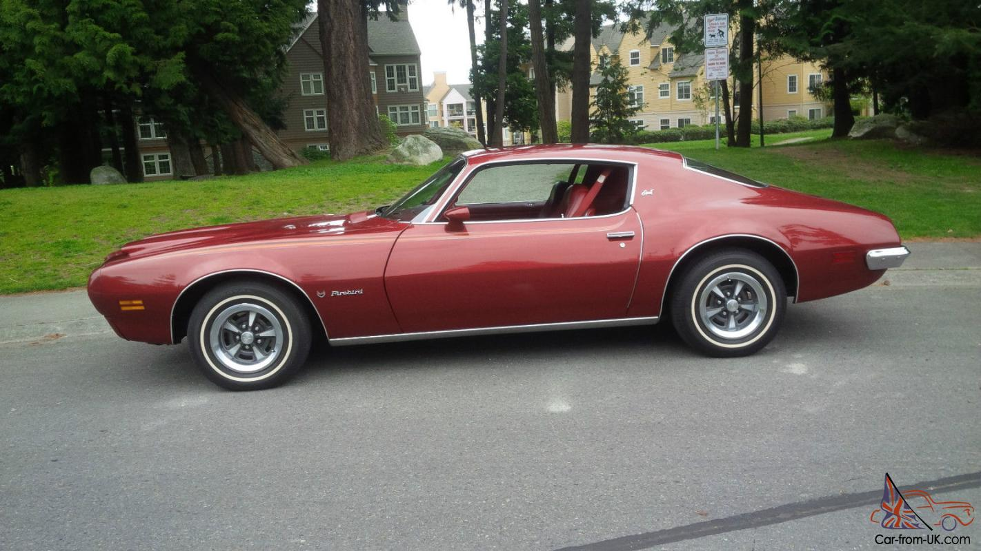 Pontiac Stock Trans 1977 Am Rims