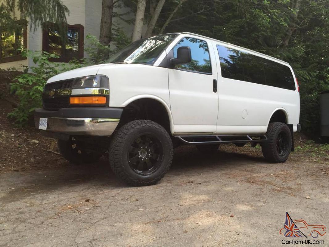 Interior Vans Custom Dodge