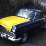 1960 Ford Zephyr Ute Pick Up Hotrod Ratrod Project