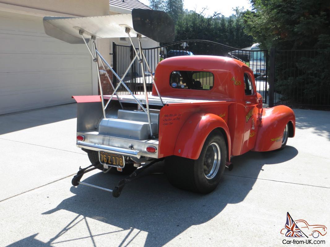 Rear Fenders Chevy Truck 1945