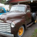 1953 Chevy Pickup Truck 3100 Long Bed