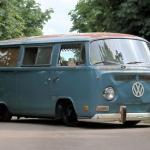 Volkswagen Camper Van 1972 Baywindow Riveria T2 Vw Slammed And Narrowed Classic