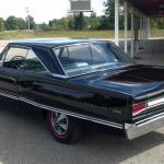 Mopar 1967 Dodge Coronet 440 Hardtop 2 Door 7 2l