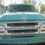 1970 C50 Chevrolet Dumptruck