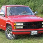 Chevrolet 454ss Pickup Chevy Truck C1500 Big Block 7 4 Ltr V8