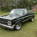 1985 Chevy 1 2 Ton Shortbed Restored No Rust 406 Stroker 850 Holley 700r4 Trans