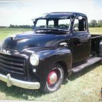 Pickup Truck 1950 Gmc 5 Window Almost All Original 56 000 Original Miles