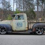 1951 Chevy Truck No Reserve Rat Rod Patina 3100 Hot Rod C10 F100