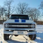 1970 Chevy 4x4 Stepside Truck