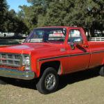 1979 Gmc Sierra 1500 Grande 4x4 Only 19 809 Documented One Owner Miles