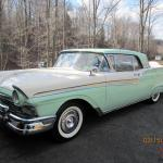 1957 Ford Fairlane 500 Skyliner Retractable Hardtop Convertible Re Stored