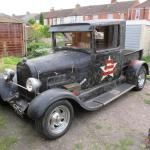 Ford Model A Pickup Replica Hot Rod Rat Rod