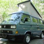 Over 34k Invested 4wd Vanagon Gl Van With Working Ac