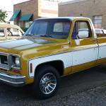 1973 Gmc Sierra Grande Camper Special 2wd 3 4 Ton Original Paint Reliable Driver