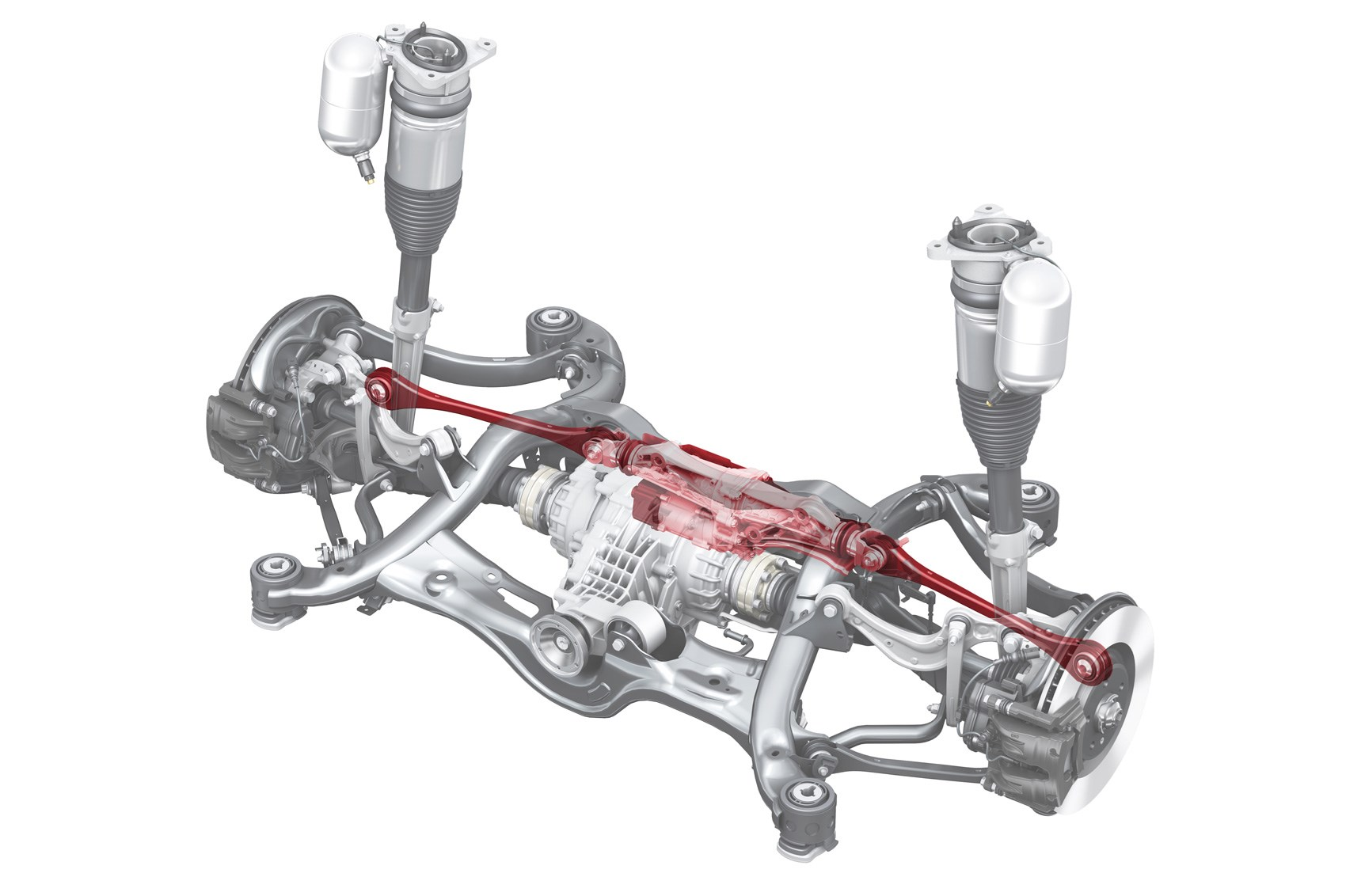 Not Fat Just Big Boned New Audi A8 S Suspension And