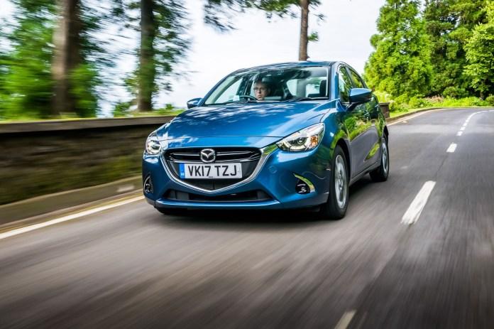 Mazda 2 1 5 115hp Gt Sport 2017 Review Car Magazine