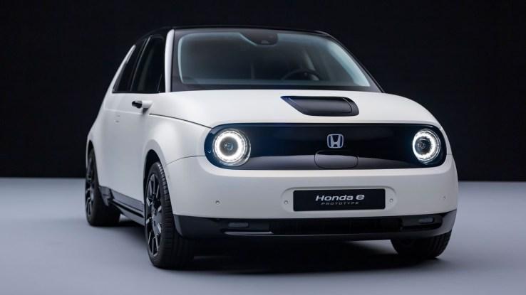 Gambar hasil untuk Honda e prototipe