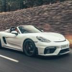 Porsche 718 Spyder Review Car Magazine