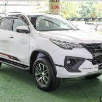 トヨタ フォーチュナー 2021 【新型車情報・発売日・スペック・価格】Toyota Fortuner