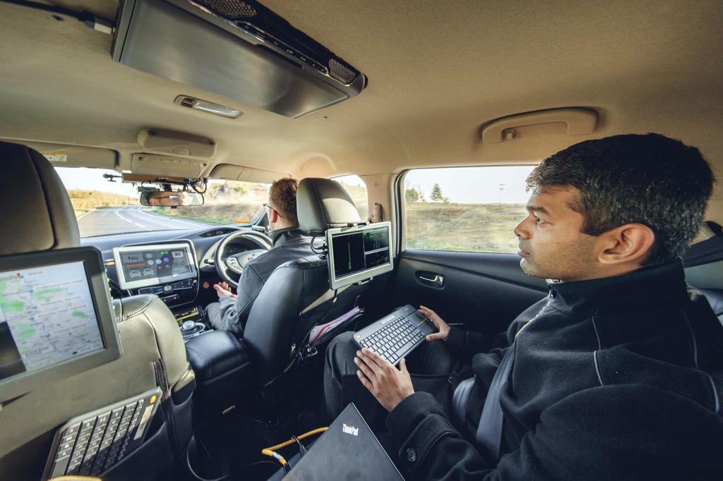 Το Nissan Leaf ολοκληρώνει το ταξίδι του