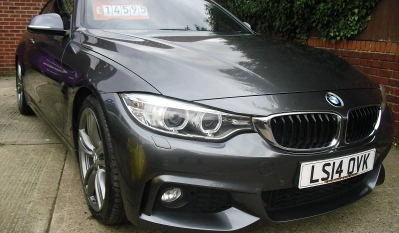 BMW 420D M SPORT