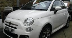 Fiat 500 S Dualogic