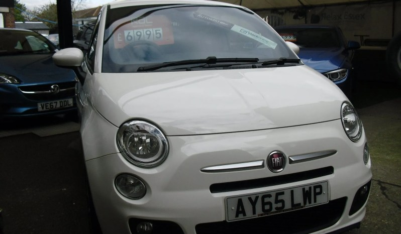 Fiat 500 S Dualogic full