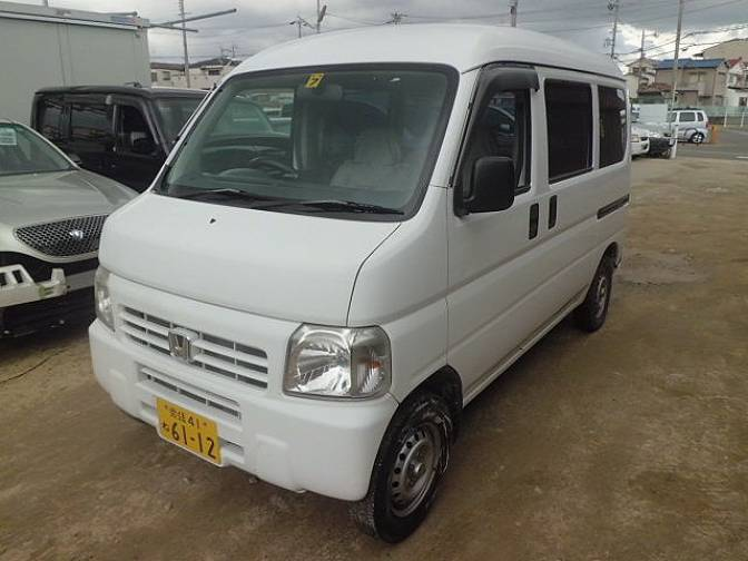 2001 Honda Acty Van Hh6 4wd For Sale Japanese Used Cars