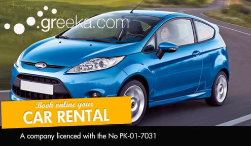 Book your Car Rental in Greece and the islands   Greeka com Car Rental Greece