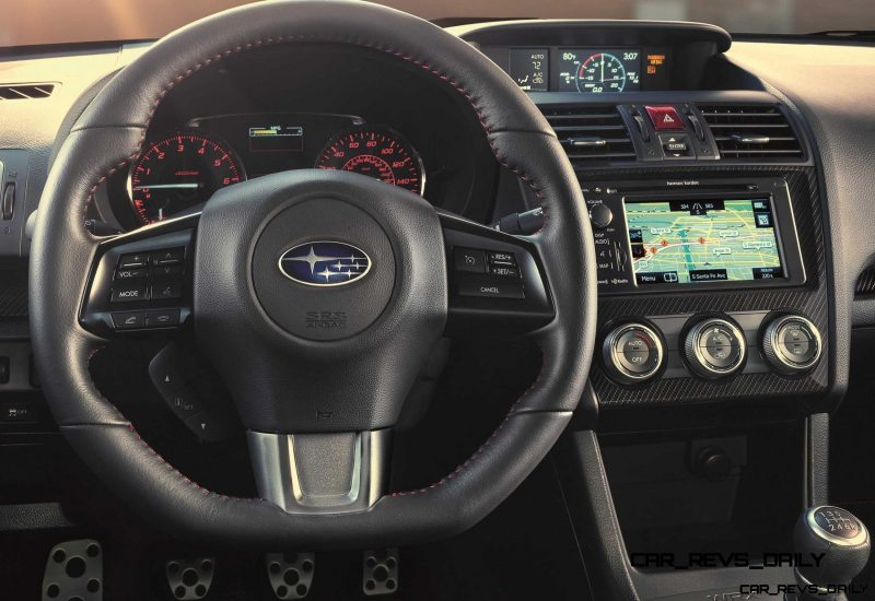 2015 Subaru WRX Nears 270 Horsepower, Looks Hot9
