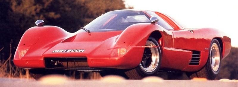 1969 McLaren M6GT - Specs vs F1 and P1 - Photo 6