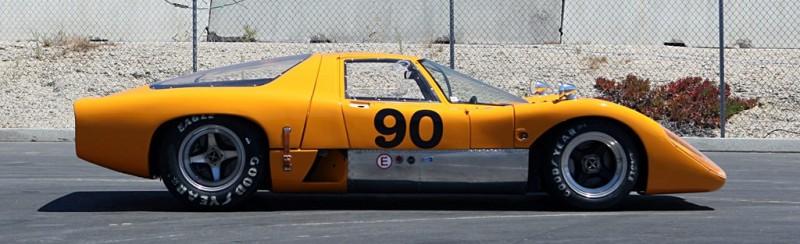 1969 McLaren M6GT - Specs vs F1 and P1 - Photo 66