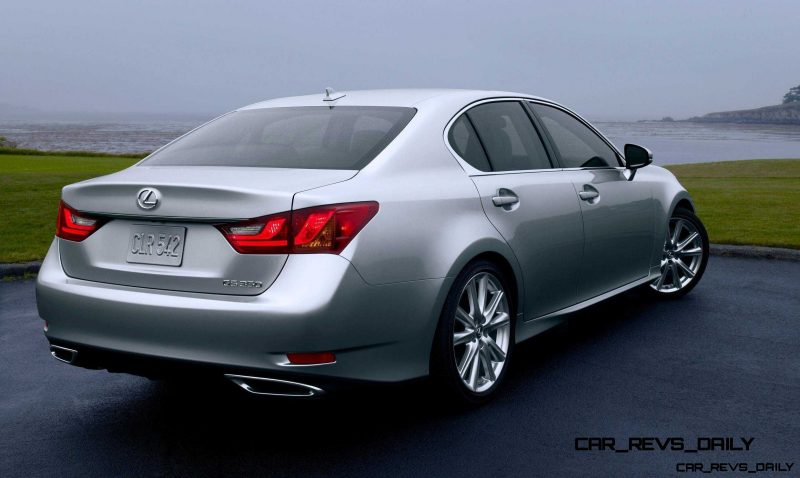 2014 Lexus GS350 and GS F Sport - Buyers Guide Info 1