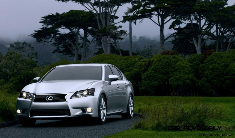 2014 Lexus GS350 and GS F Sport - Buyers Guide Info 3
