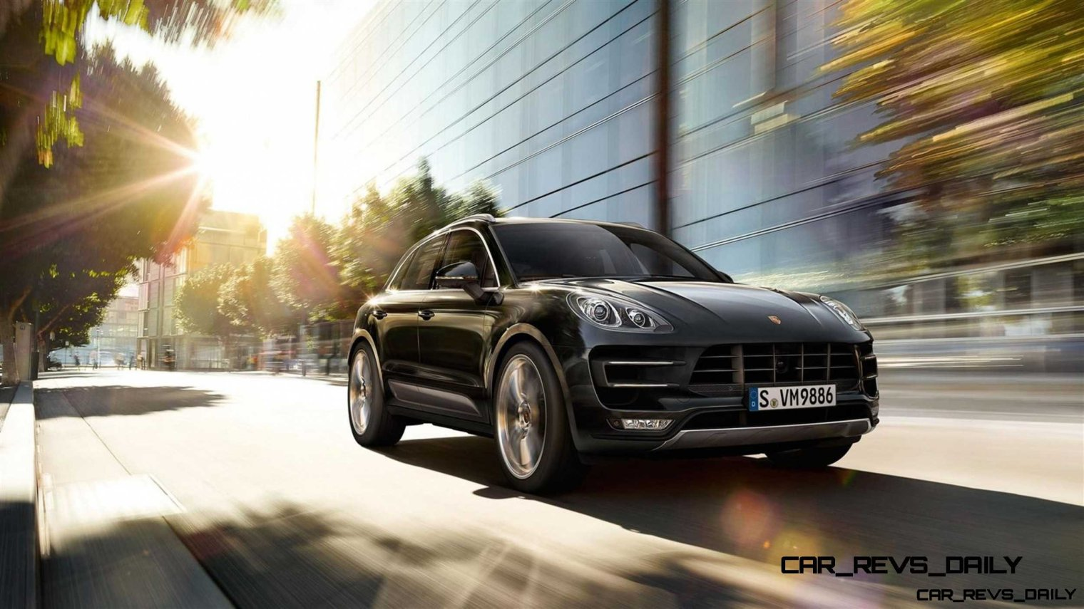 2015 Porsche Macan - Latest Images - CarRevsDaily.com 25
